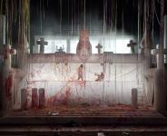 Au moins j'aurai laissé un beau cadavre © Christophe Raynaud de Lage